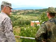 Kosovo force builds New Bridges