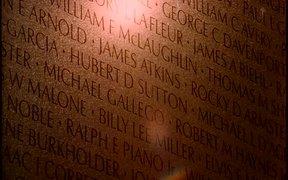 Vietnam Veterans Memorial Time Lapse