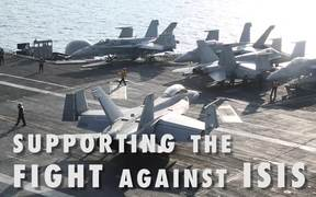 Supporting the Fight Against ISIS
