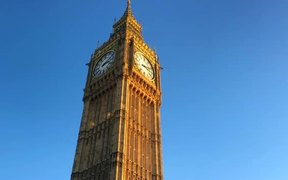 Big Ben Clock in London