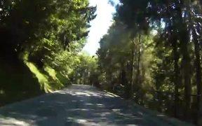 Route de Pillon Scenic Road