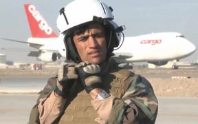 Kandahar's Air Wing aims to Stand Alone