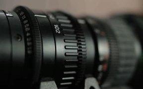 Camera Lens Servo