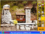 Hidden Spots - Stone Building