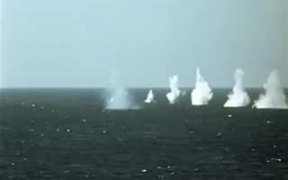 Massive Attack On Submarine