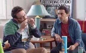 Pringles Commercial: Shape 'Em Italy
