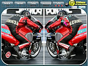 Motoracing - Spot the Difference