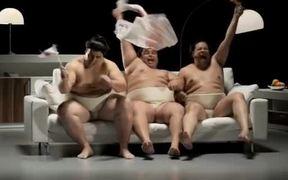 Möbel Kraft Video: Really Strong Furniture!