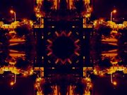 Abstract Kaleidoscope City