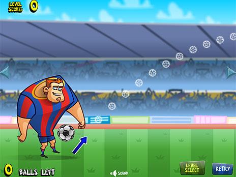 Trò chơi Penalty - Chơi trực tuyến tại Y8.com