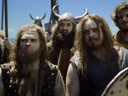 V Energy Drink Commercial: Vikings
