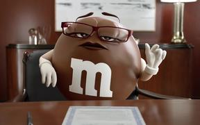 M&M's: Ms. Brown Goes to Geico For an Insurance