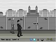 Chaplin Walk Race