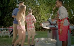 Kia Commercial: Ice Cold Drinks at BBQ
