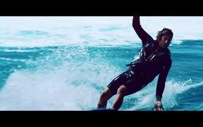 Point Break Tahitian Surf Trailer