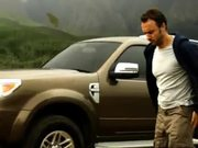 Ford Everest Commercial: Bear