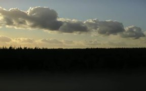 Cloudy Sky Time Lapse