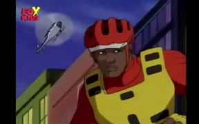 Spider-Man Rocket Racer-Saturday Morning Glory
