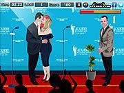 Kissing Leann Rimes
