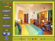 Pleasant Deluxe Room - Hidden Objects