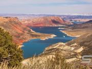 Flaming Gorge Timelapse