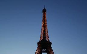 Eiffel Tower Stock Video in HD