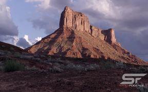 Parriot Mesa near Moab in the Utah