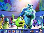 Hidden Spots-Monsters University