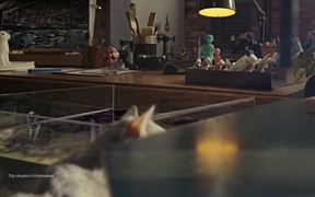 Samsung Commercial: Robot