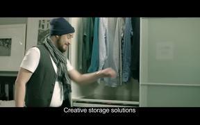 Ikea Campaign: Wardrobe