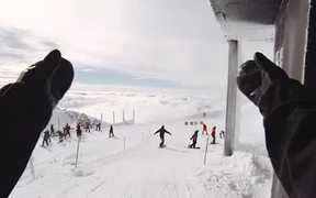 Snowboarding Journey