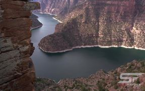 Flaming Gorge reveal in Ultra HD