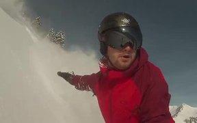 Pow Pow Arrrrrr Snowboard