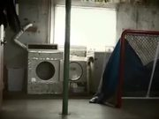 Reebok Commercial: Washing Machine