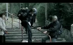 Everlast Commercial: The Bus