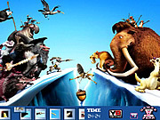 Hidden Spots Ice Age 4