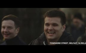 Carlsberg Commercial: Border Football