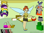Tinkerbell Dress up 2