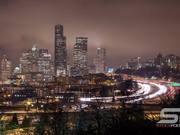 Incredible Seattle Cityscape Time Lapse Ultra HD