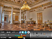 Museum Hall Hidden Objects