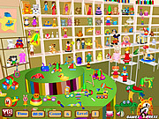 Children Toy Shop