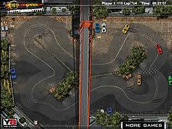 jeux de voiture 2 joueurs y8