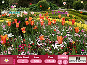 Flower Garden-Hidden Objects