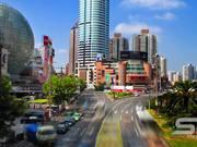 Beautiful Timelpase in Shanghi China