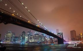 Brooklyn Bridge Time Lapse in Ultra HD