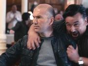 Visa: France vs Italy with Zinedine Zidane