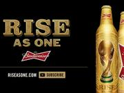 Budweiser Commercial: Celebrate As One