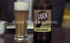 Cerveja Foca Commercial: Football Religion