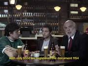 Cerveja Foca Commercial: Football Religion