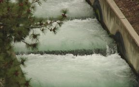 Hydroelectric Dams  - Exteriors B-Roll